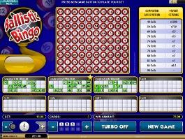 jeu ballistic bingo