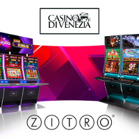 La société Zitro installe de nouvelles machines à sous au Casino di Venezia