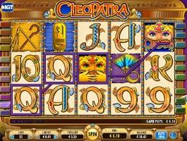 machine à sous cleopatra