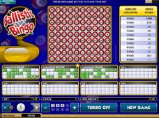 Ballistic Bingo en ligne