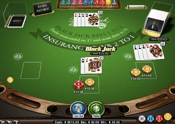 Blackjack Pro en ligne