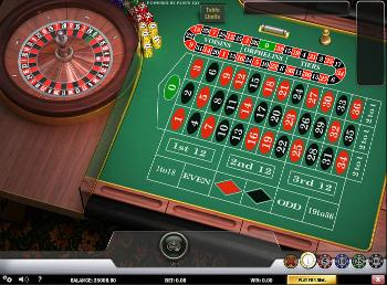 jouer à la roulette anglaise gratuitement