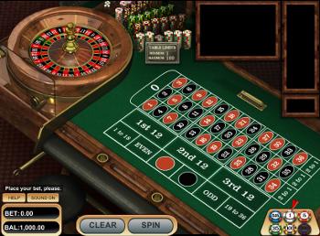 le jeu de la Roulette Européenne gratuite