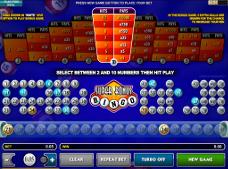Super Bonus Bingo en ligne