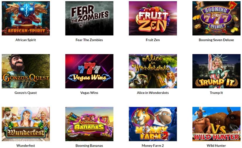 Casino Superlines offre une multitude de jeux de casino en ligne et de machines à sous