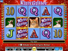 Kitty Glitter gratuit