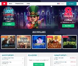 Lucky8 casino en ligne francais