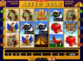 jeu de machine à sous Aztec Gold gratuit