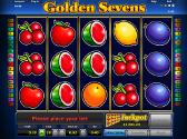 machine à sous gratuite golden sevens