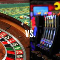 machines à sous et roulette en casino
