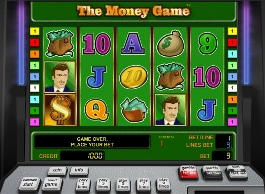 machine à sous the money game